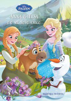 «Anna & Elsa e o Seu Novo Amigo», Publicações Dom Quixote