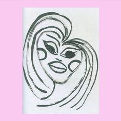 💞 inky girl portraits 💞 . . . #inkonpaper#serigraphy#illustrationlovers#theillustrationroom#hcgordon#femaleillustrator#delightgraphics#designstudio#femaleportrait#womenofillustration Girl Portraits, Female, Art, Art Background, Kunst, Gcse Art, Art Education Resources, Artworks