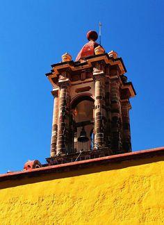 Templo de la Inmaculada Concepción, San Miguel de Allende, Guanjuato. Foto: Joan L. Colom