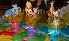 Winnie the Pooh Centerpiece Ideas   winnie the pooh pictures centerpieces