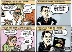 net neutrality is obamcare.by Matt Biors 11-12-14