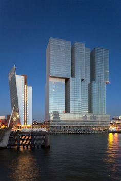 """""""De Rotterdam"""", Rotterdam, The Netherlands"""