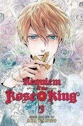 """Manga Review: """"Requiem of the Rose King"""" Volume 3"""