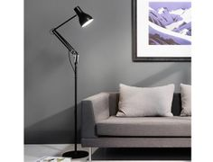 You'll find our Type75™ floor lamp makes the perfect reading light.  It combines all the high quality fittings and features you have come to expect from an Anglepoise® with elegant, classic looks, flowing movement and full adjustability.