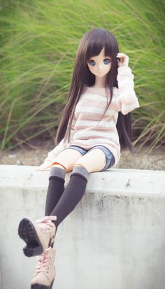 Smart Doll Mirai Suenaga by Strike.E