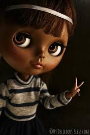 Brown Blythe Doll African American - Buscar con Google