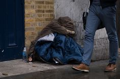Homelessness expected to rise further as Government scraps housing benefit for young people