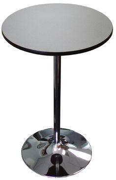 15 best peninsula table base images table bases chrome cocktail rh pinterest com