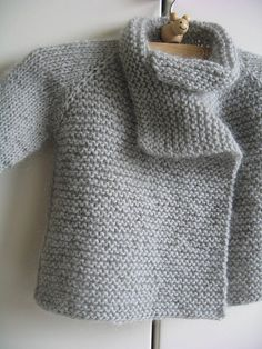 Thirsty Rose baby sweater pattern. <3 Ravelry.