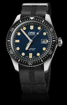 Oris Diver's 65