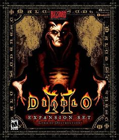 Such an amazing expansion pack to the OG Diablo 2, I still remember, down to the outfit, the day I got it.