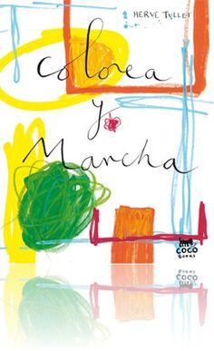 Hervé Tullet  colorea y mancha Guache, Herve, Conte, Art For Kids, Preschool, Classroom, Books, Material Art, Book Illustrations