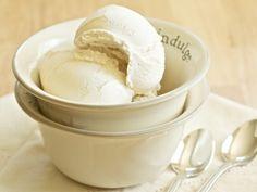 Homemade Coconut Ice Cream  Dairy Free, Dessert, Gluten Free, Paleo / Lacto-Paleo, Vegan, Vegetarian