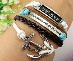 #Vintage #Believe #Bracelet