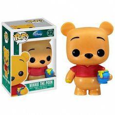 Figurine pop Winnie l'Ourson (Winnie the Pooh) - Winnie l'Ourson (Winnie the Pooh) - Funko Pop! Figurine Pop Disney, Pop Figurine, Figurines D'action, Disney Figurines, Funk Pop, Disney Pop, Pop Vinyl Figures, Pop Figures Disney, Disney Winnie The Pooh