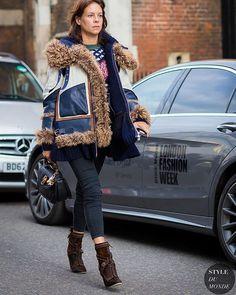 #New on #STYLEDUMONDE  http://www.styledumonde.com  with @chaosfashion #CharlotteStockdale at #london #fashionweek #lfw #sacai #outfit #ootd #streetstyle #streetfashion #fashion #mode #style