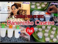 Danoninho Caseiro (Fácil): Cozinha para Iniciantes #tododia06