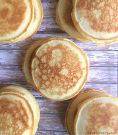 Blender Oat Pancakes (Vegan, Gluten-Free, No Bananas) Blender Oat Pancakes {vegan, gluten-free, flourless} Oat Pancakes Vegan, Gluten Free Pancakes, Gluten Free Breakfasts, Pancakes And Waffles, Gluten Free Recipes, Vegan Recipes, Cooking Recipes, Oat Flour Pancakes, Banana Oat Pancakes