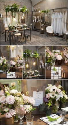 Centre De Table Boh Me Chic Mini Vase Avec Rose Et Gypsophile Toile De Jute Et Dentelle Nom