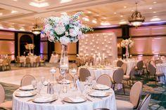 Atlantic Ballroom - Décor by Rachael Kasie Designs - Photo by Sara Purdy Photography