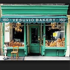 Rustic old world French store front ♥