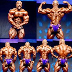 Dexter Jackson the winner!