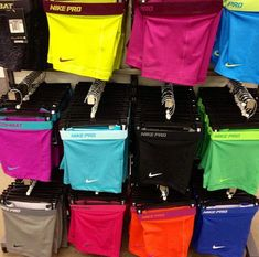 Cant wait to get back in my nike pros! Stylish comfy and flattering on almost anyone. Cute Nike Outfits, Cheer Outfits, Sporty Outfits, Athletic Outfits, Teen Fashion Outfits, Cute Casual Outfits, Gym Outfits, Cheer Clothes, Running Outfits