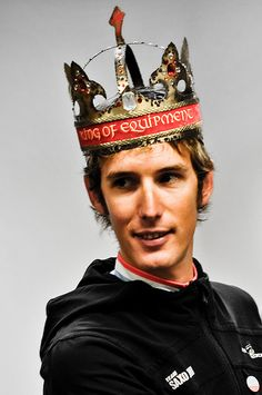 Andy Schleck: King Of Equipment