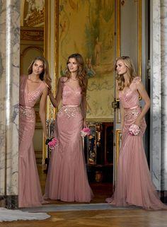 Gorgeous bridesmaids dresses PRONOVIAS 2014 catalog www.sterenborgbruidsmode.nl
