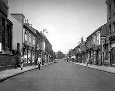 Grange Road West, Birkenhead, England photo taken from Charing Cross