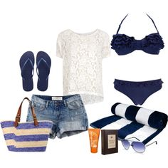 Beach ready. #style