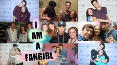 I AM A FANGIRL | ASHLEY CONSTANCE