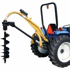 FindCountyLine Post Hole Diggerin thePost Hole Digging Equipment3-Point Hitch Part | Brand : CountyLine | Product Weight : 220 lb.  $479.99