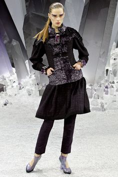 Chanel Fall 2012 Ready-to-Wear