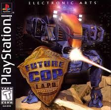 Future Cop L A P D Psx Iso Rom With Images Playstation