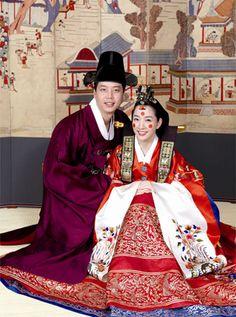 Korea, traditional, wedding