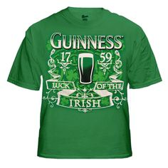 Green Guinness Beer T-Shirt