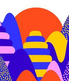 Karan Singh's portfolio, presented by The Jacky Winter Group. Outline Artists, Jacky Winter, Blue Aesthetic, Mask Design, Interactive Design, Magazine Art, Graphic Art, Graphic Design, Print Patterns
