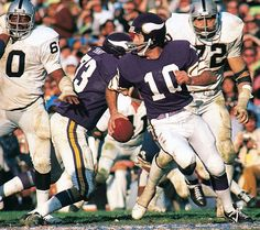 Fran Tarkenton 1961-1978 (1961-1966, 1972-1978 with Vikings)