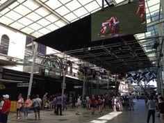 Street Mall, Sunshine State, Brisbane, Travel Ideas, Four Square, Australia, Queen, Photography, Photograph