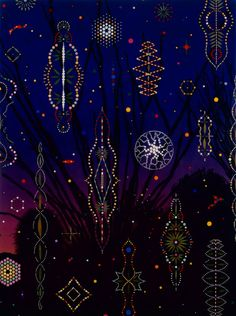 Art by Fred Tomaselli  T CLEO AUSTIN: FRED TOMASELLI EXHIBITION@ BROOKLYN MUSEUM Celebrating PSYCHEDELIC and the ALTERNATIVE