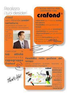 #lavoro#crafond#opportunità