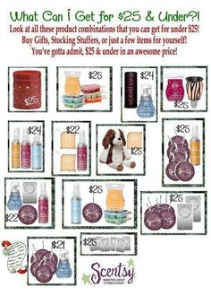 you can get the Scentsy you want for the prices you want! Scentsy Recipe Cards www.heatherpruiett.scentsy.us