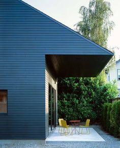 Garden House, Portland, OR by Waechter Architecture