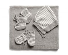 Biscuit Cashmere Baby Gift Set