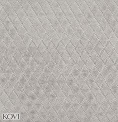 Pine Meadow Gray Abstract Chenille Upholstery Fabric