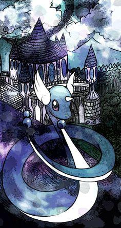 Dragonair by Macuarrorro on deviantART
