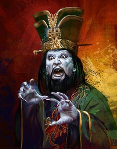 Big Trouble in Little China. Lo Pan