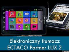 Elektroniczny tłumacz ECTACO Partner LUX 2 by Mike Vlasen via slideshare