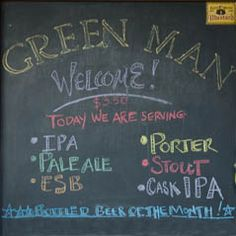 Greenman - one of the great Asheville breweries. #avlbeer